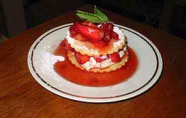 tartelette mascarpone fraise