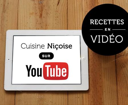 youtube  cuisine niçoise