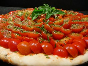 tarte tomate aperitif