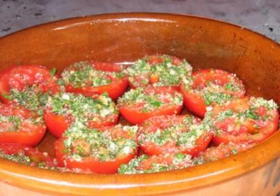 tomates provençales