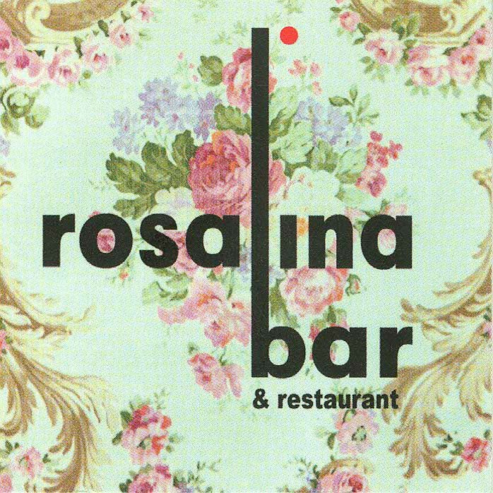 restaurant rosalina bar